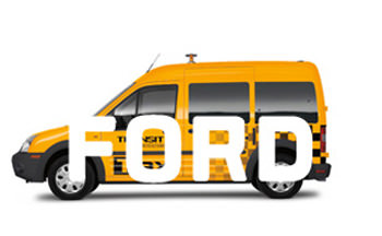 Taxi New York Ford