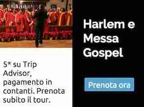 Tour di Harlem in italiano