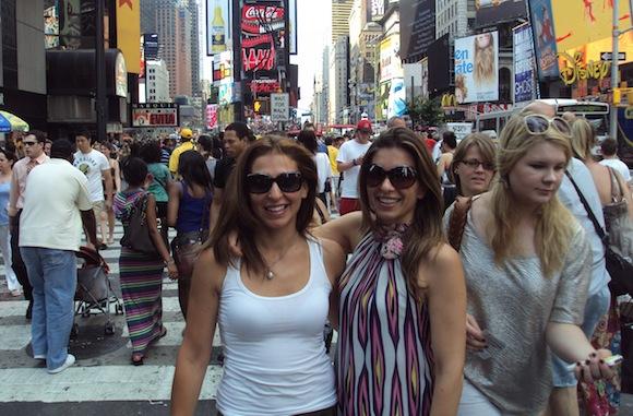Noi a Times Square
