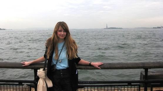 New York da sola. Il mio sogno