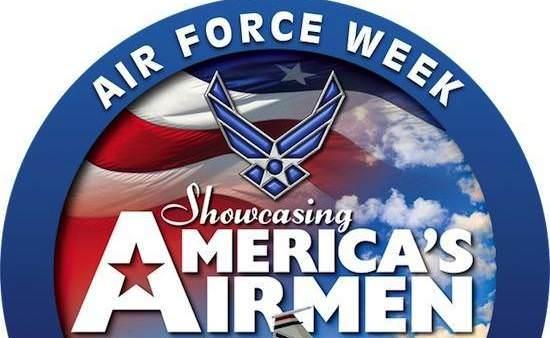 Air Force Week a New York