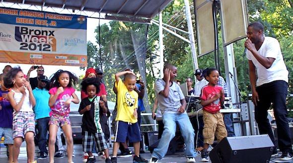 Bronx Week a New York