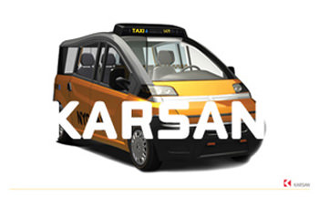Taxi New York Karsan