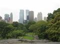 Vista dei grattacieli da Central Park - clicca sull'immagine per l'anteprima
