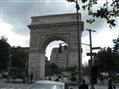 Washington Square Arch - clicca sull'immagine per l'anteprima