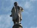 Statua di Colombo - clicca sull'immagine per l'anteprima