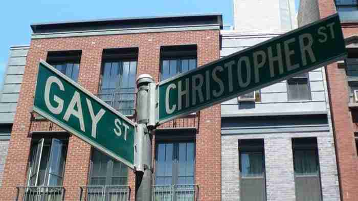 Christopher Street, New York