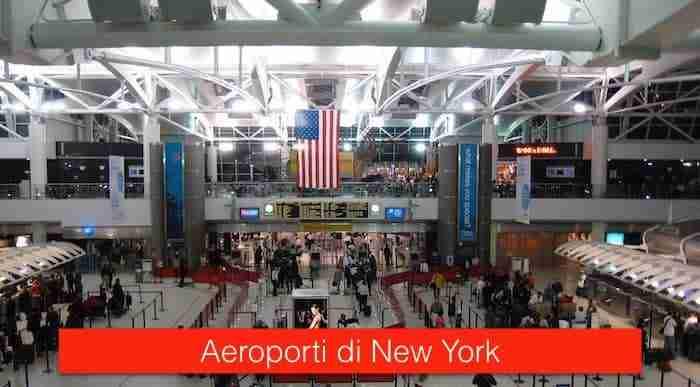Aeroporto di New York