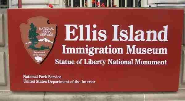 Il Museo dell'Immigrazione a Ellis Island