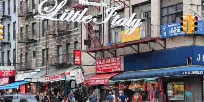 Little Italy a New York