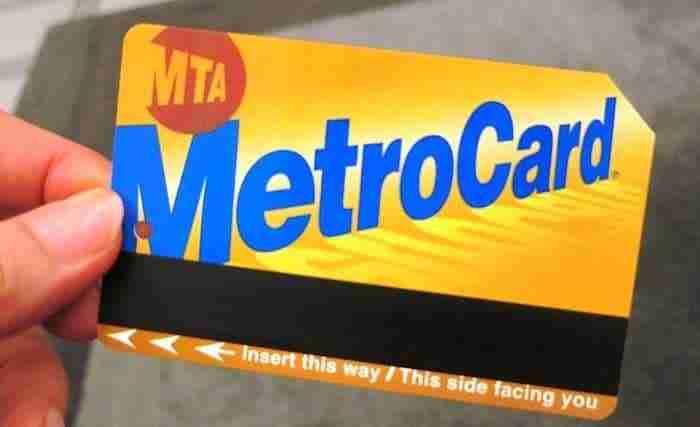 La metrocard