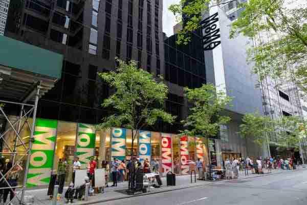 MoMA New York: il museo di arte moderna