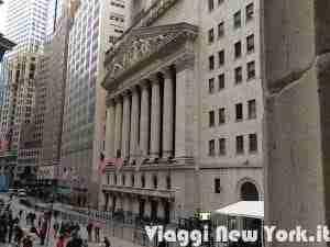 La Federal Hall a Wall Street