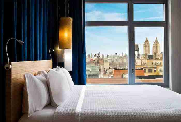 Hotel a New York: dove dormire