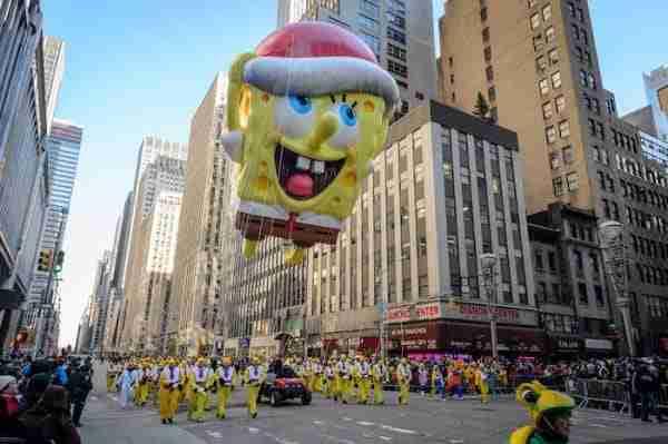 La parata del Ringraziamento a New York
