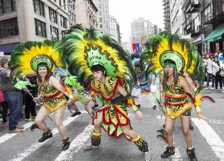 Dance Parade a New York