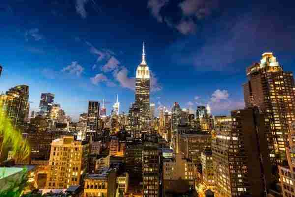 Migliori rooftop bar di New York