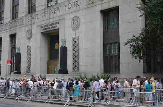 Anniversario Matrimonio A New York.Sposarsi A New York Come Convolare A Nozze Nella Grande Mela