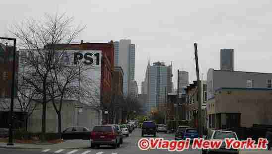 Il Moma PS1 a Long Island City