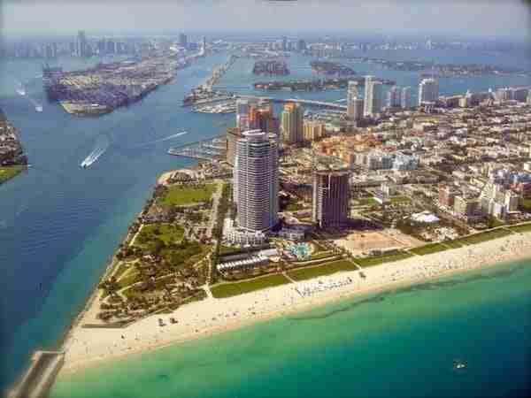 Da New York a Miami