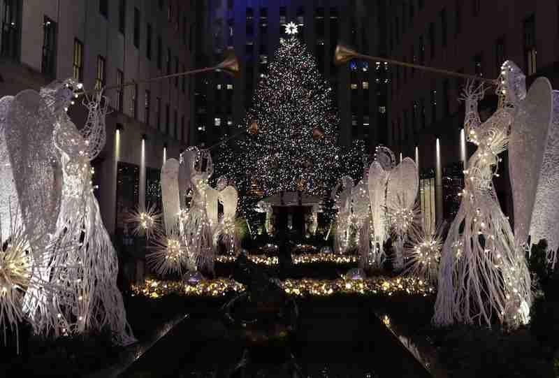 Albero Di Natale Quando Si Fa.Albero Di Natale A New York 2019 2020 Quando Lo Accendono E Come Vederlo