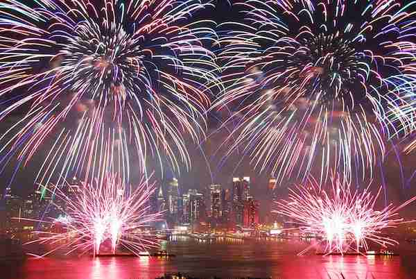 4 luglio new york