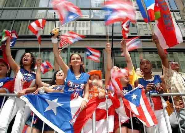 Puerto Rican Parade New York