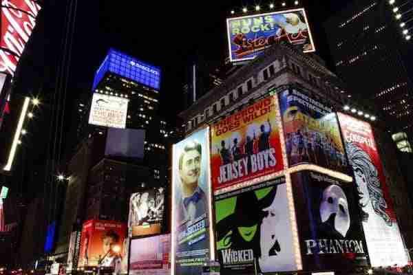 Biglietti Musical di Broadway