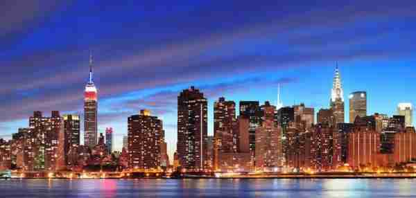 Hotel a New York con vista