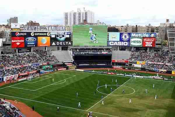 Biglietti soccer New York City FC