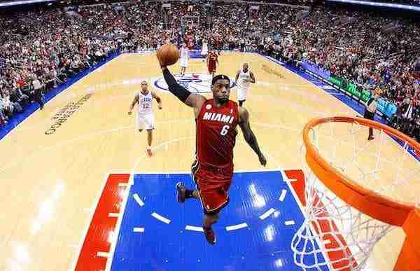 Regole basket NBA