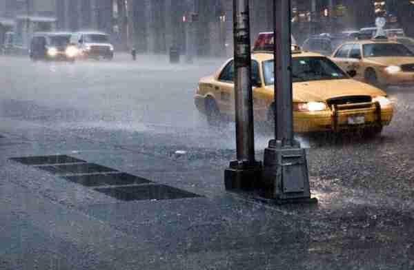 Cosa fare a New York quando piove