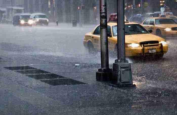 Cosa fare a New York quando piove