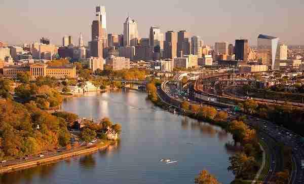 Panorama di Philadelphia