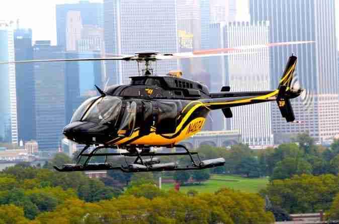 Giro in elicottero a New York di 25 minuti