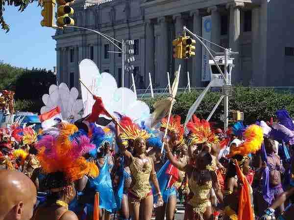 Labor Day Parade, New York