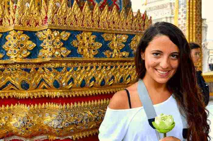 Manuela Vitulli di Pensieri in viaggio