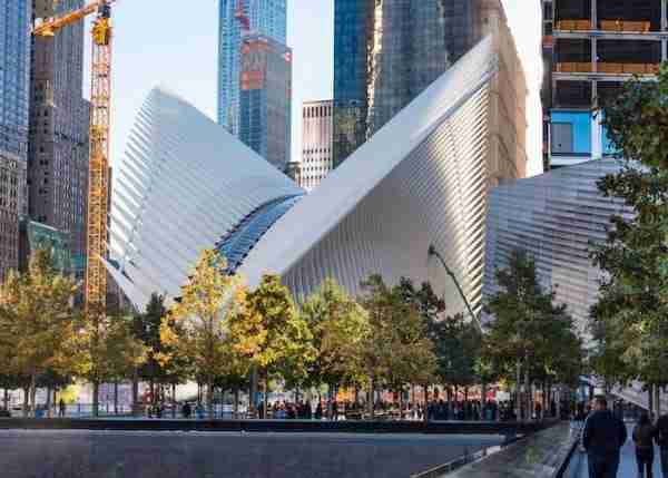 Stazione del World Trade Center, New York
