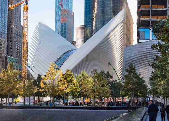 Stazione del World Trade Center, New York