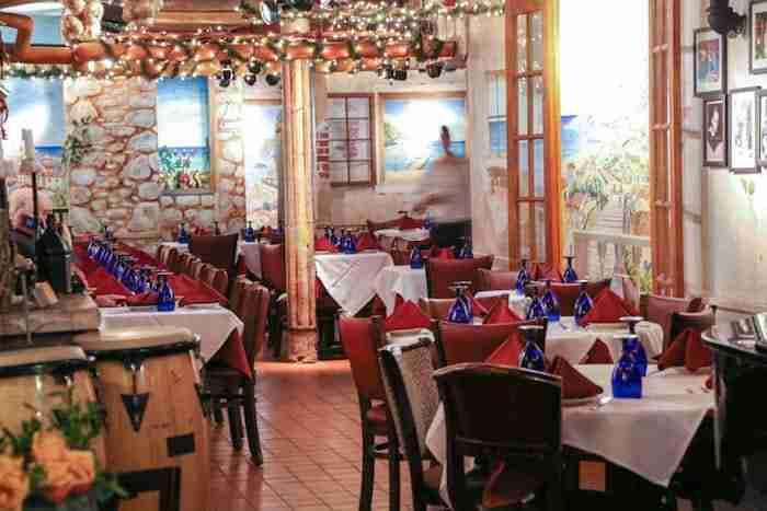 Il ristorante Da Marino