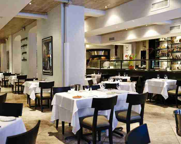 Il ristorante la Masseria