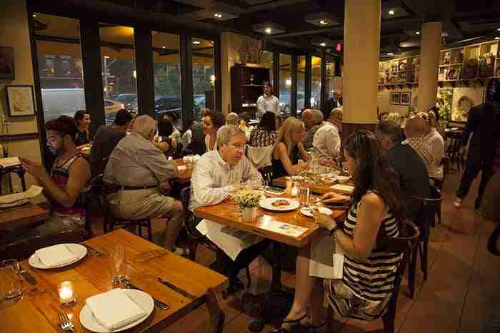 Il ristorante Rafele
