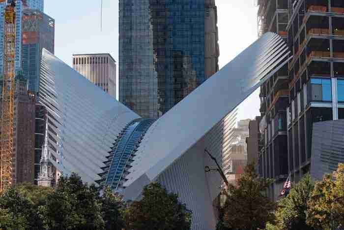 La stazione del World Trade Center