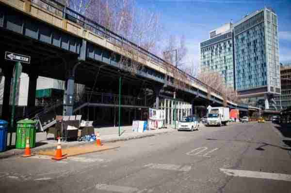Highline nel Meatpacking District