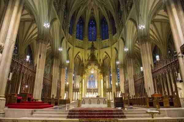 Altare della Cattedrale di San Patrizio