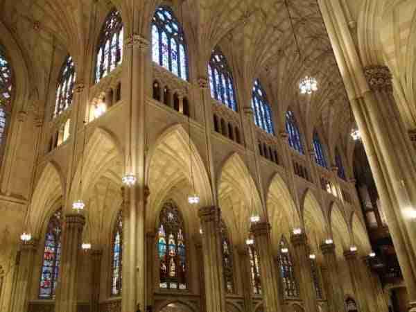 Vetrate della Cattedrale di San Patrizio