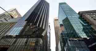 Trump Tower a New York