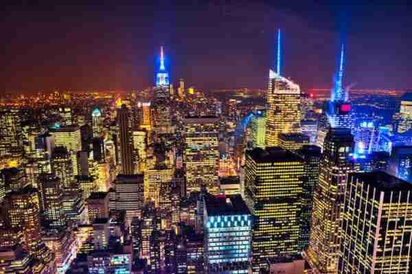 I 10 grattacieli più alti di New York