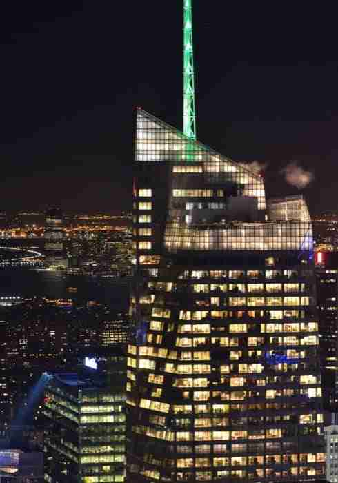 Bank of America Tower, New York