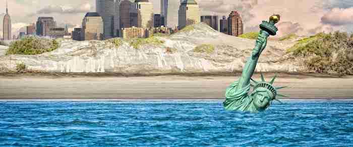 La Statua della Libertà nei film